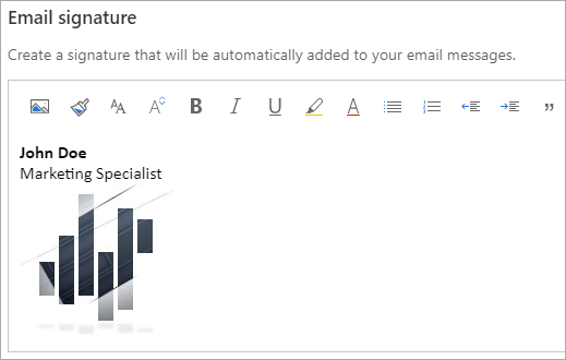 Office 365 OWA: Signatureditor öffnen