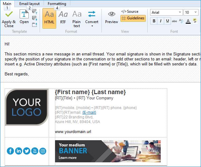 Signatur-Editor