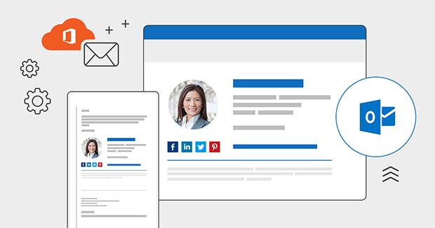 Erstellen und Hinzufügen einer Signatur in Office 365 OWA