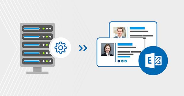 Serverseitige E-Mail-Signaturen in Exchange 2019: Schrittweise Anleitung mit Bildern