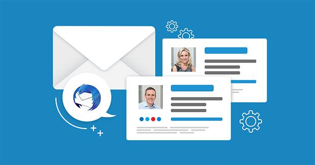 In Thunderbird Email-Signatur einrichten