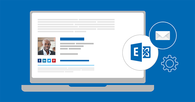 Exchange Server 2016: Email-Signatur erstellen