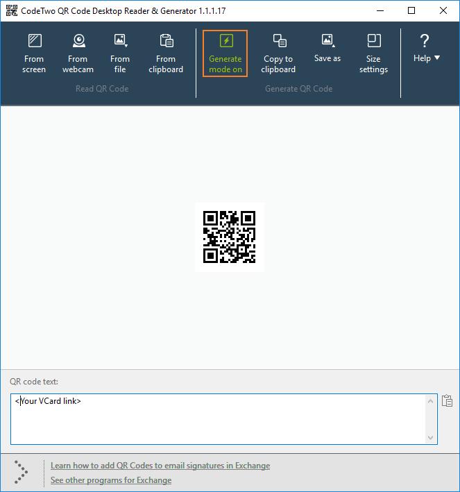 Outlook-Kontakt als vCard speichern - VCF-Format