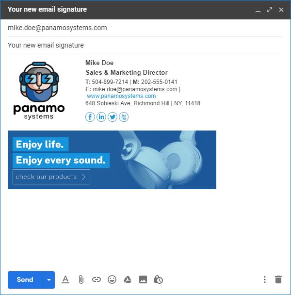 E-Mail-Signatur für iOS: Schicken Sie die Signatur