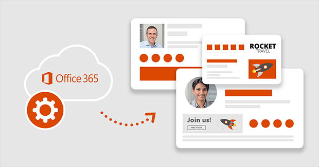 E-Mail-Signaturverwaltung in Office 365: Schaffen Sie es allein