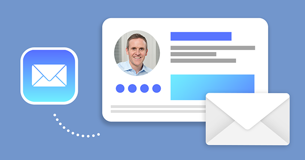 HTML-E-Mail-Signatur in Apple Mail erstellen