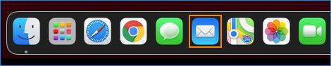 Mail-App starten