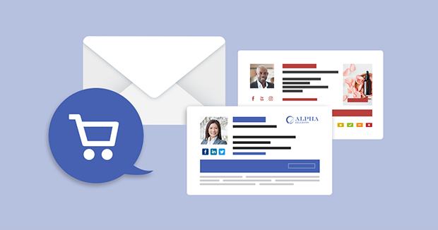 Sales Email Signature - how to design an effective email signature