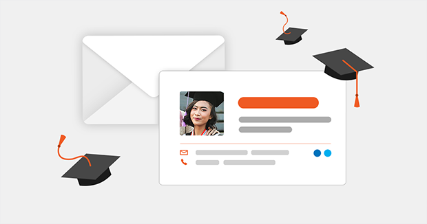 Email signatures for students – a professional guide
