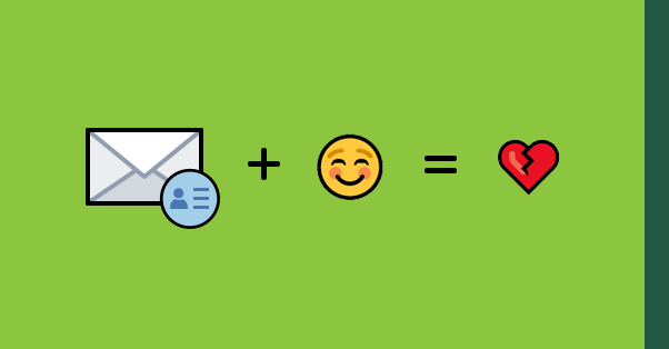 Emoji in email signatures – how to add them and why you shouldn't ¯\_(ツ)_/¯?