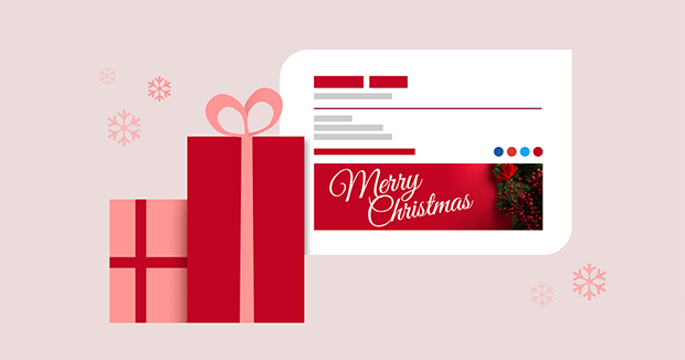 How to compose a perfect Christmas email signature