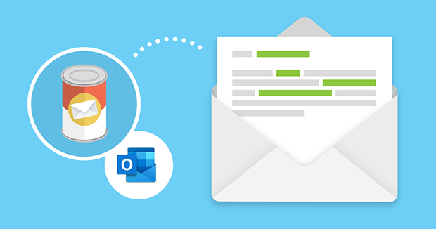 All about canned responses in Outlook, part 1: Quick Parts