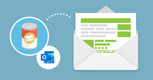 All about canned responses in Outlook, part 2: Outlook templates & email signatures